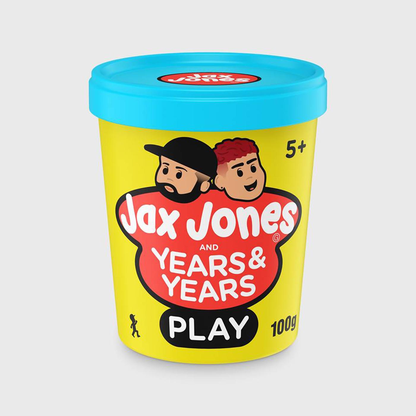 Jax Jones and Years & Years - Play - Credits Engineer: Ross Fortune
